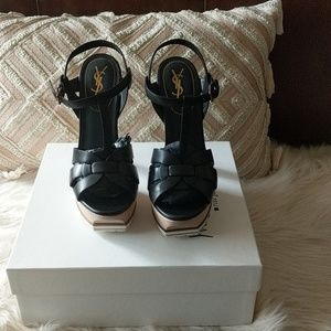 New Yves Saint Laurent tribute 105 Nero Black 8.5